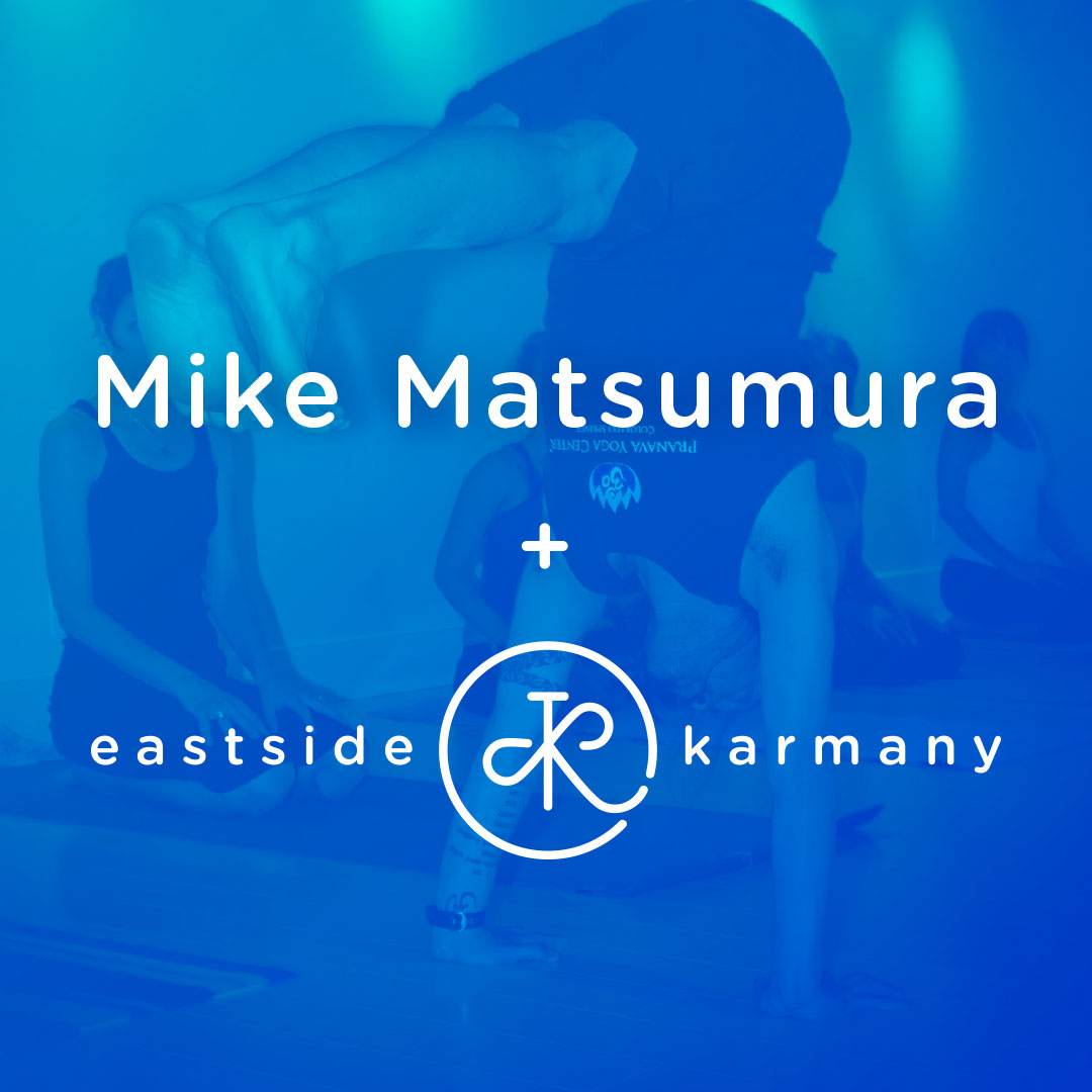 "OCT 26: ""Om, Om Baby"" with Mike Matsumura"