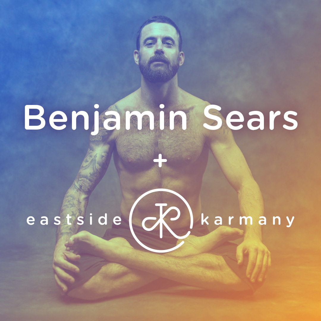 FEB 8th: Sacred Geometry Vinyasa: Hips/Folds/Flight with Benjamin Sears