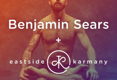 FEB 9th PM: Sacred Geometry Vinyasa: Backbends with Benjamin Sears