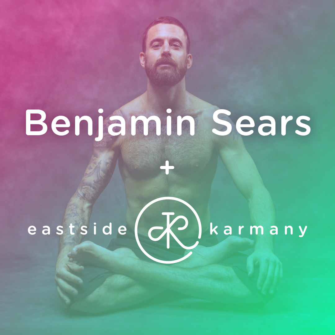 FEB 9th AM: Handstands and Functional Mobility with Benjamin Sears