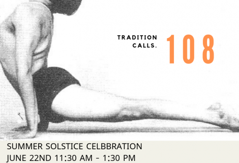 JUNE 22: Summer Solstice Celebration