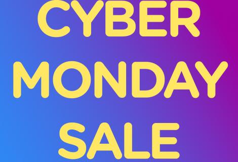 Cyber Monday Special!