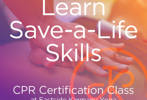DEC 07: CPR Certification Class