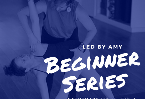 JAN 11th: Yoga Beginner Series with Amy