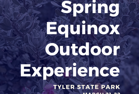 MAR 21: Spring Equinox Outdoor Experience